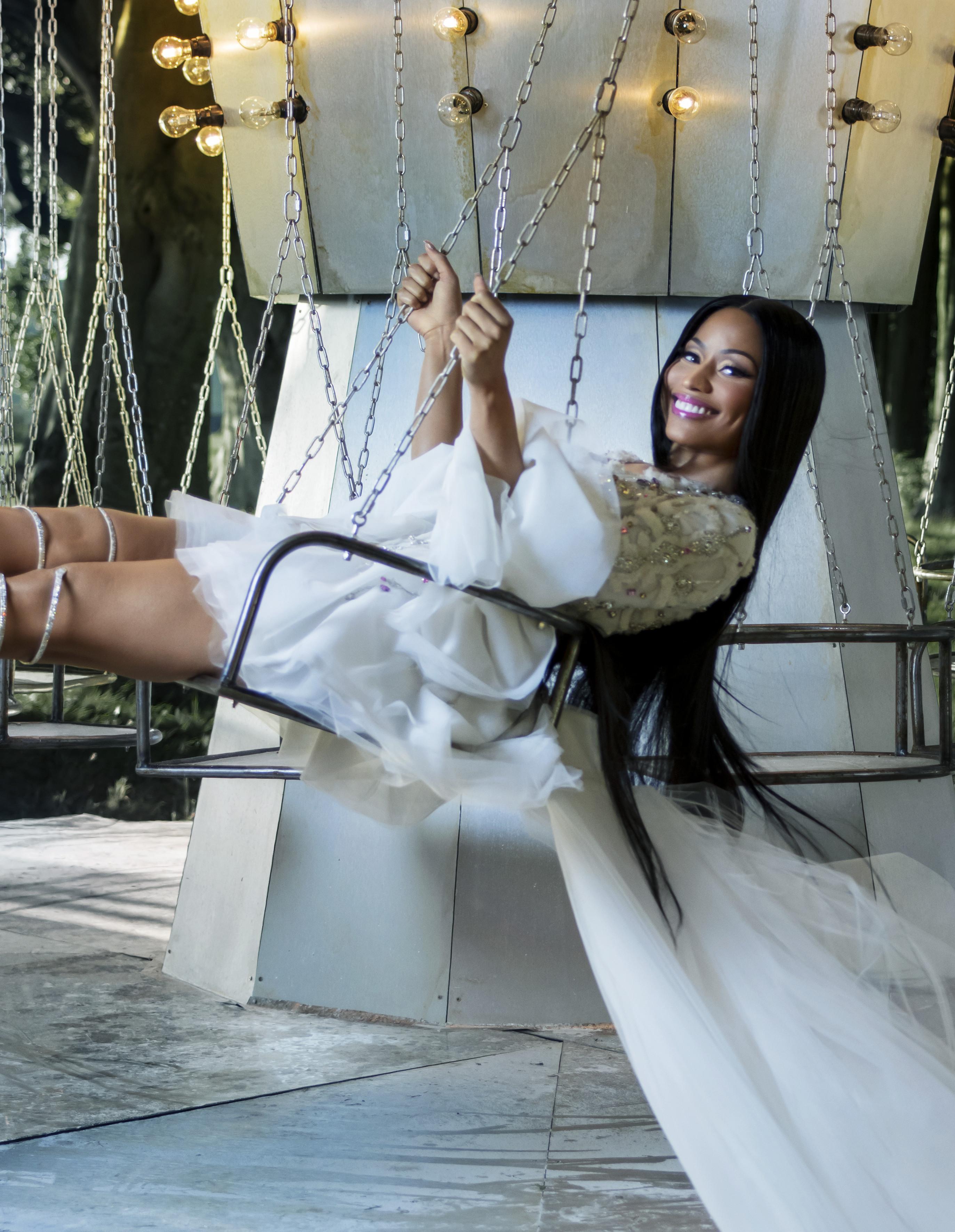 Nicki Minaj @DuseMagazine