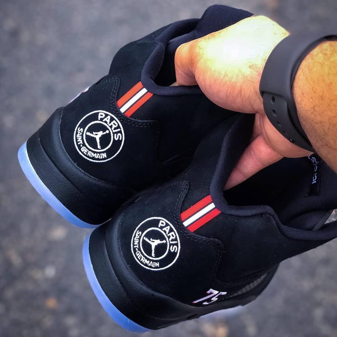 Jordan V x PSG