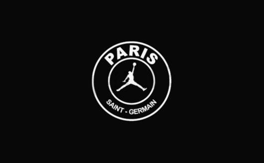 Jordan Brand PSG logo